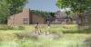 KAW zorggebouwen architectuur jackel henstra wonen bos heide natuur Schaik